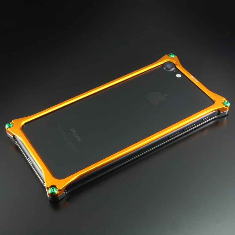Solid Bumper for iPhone7/8 (EVANGELION Limited) (EVANGELION PROTO TYPE-00 MODEL)
