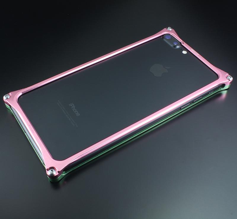 Solid Bumper for iPhone7Plus/8Plus (EVANGELION Limited) (MARI MODEL)