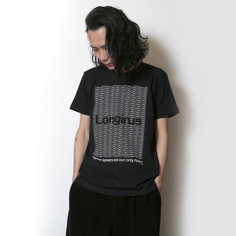 Longinus Art T-Shirt (ブラック)