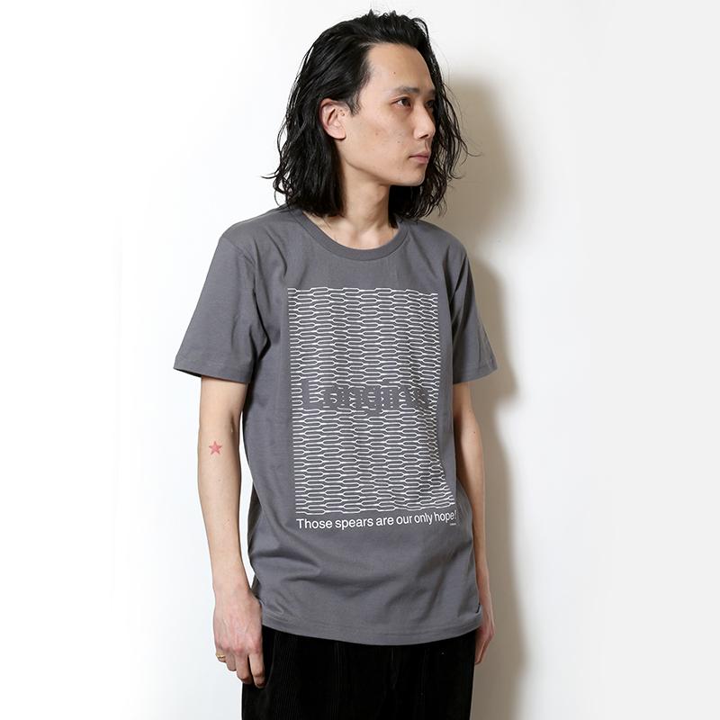 Longinus Art T-Shirt (グレー)