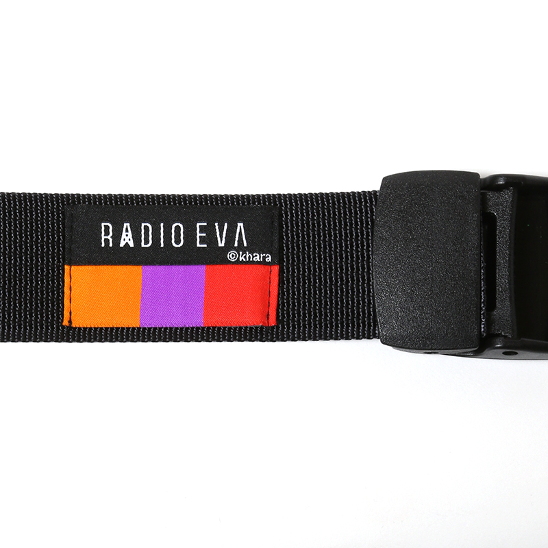 NERV ARMY LOGO BELT (ブラック)