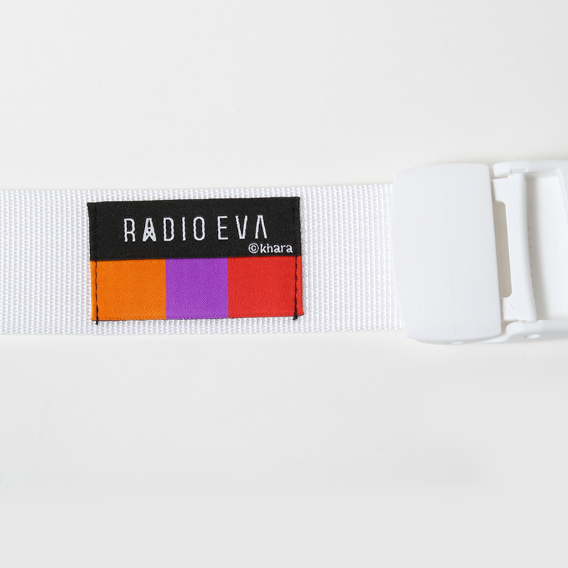 NERV ARMY LOGO BELT (ホワイト)