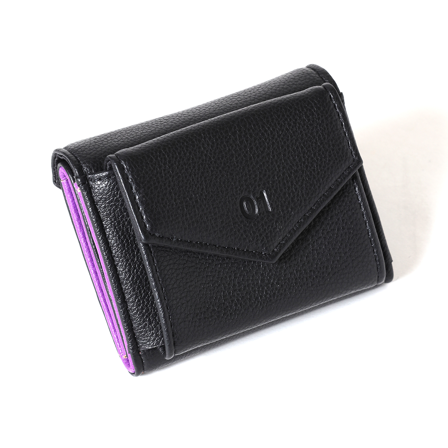 EVANGELION Mini Wallet (BLACK(初号機))