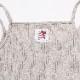 EVANGELION Rib Knit Camisole (BEIGE(NERV2))