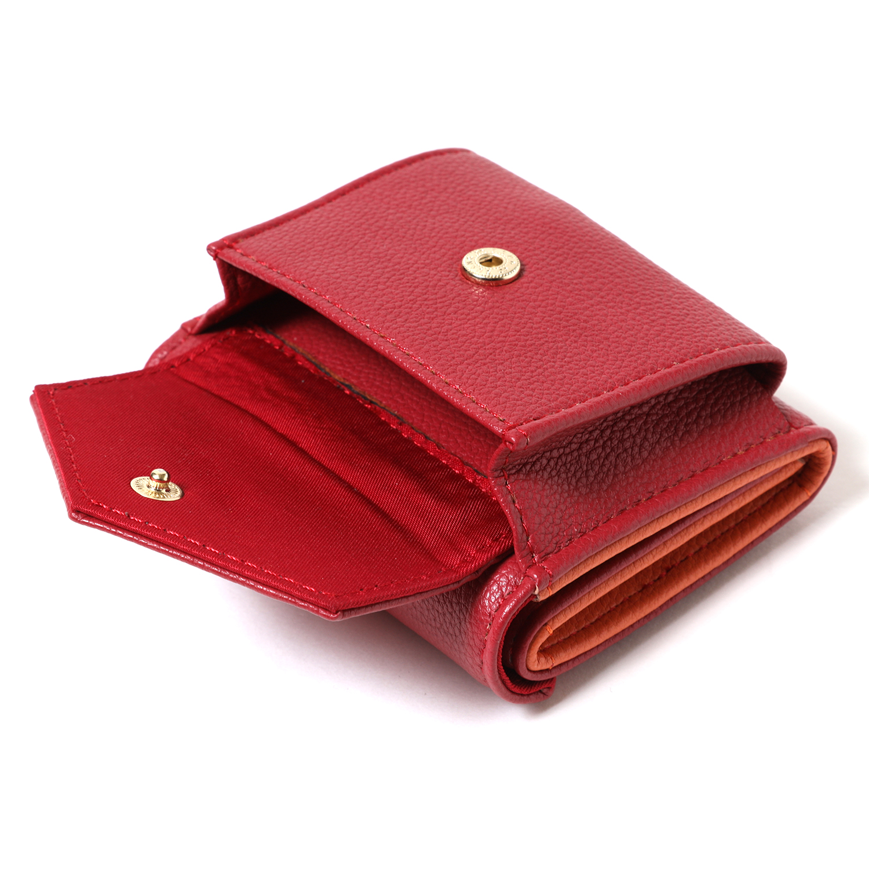 EVANGELION Mini Wallet (RED(2号機))