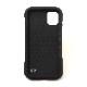 FILA × EVANGELION iPhone 12/12pro CASE (LEOPARD(PURPLE))