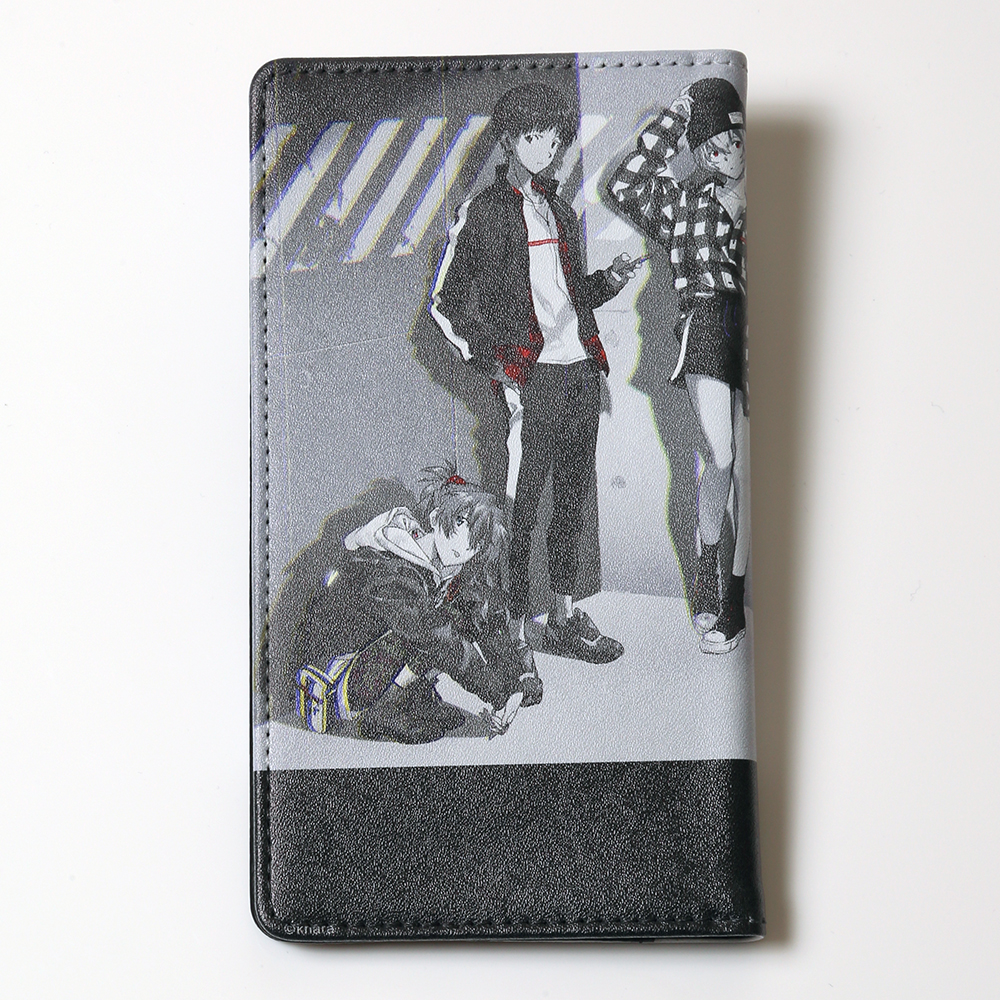 RADIO EVA 10TH ANNIVERSARY:2nd Multi Diary Case by Gizmobies
