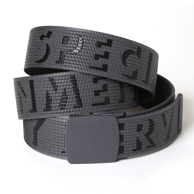 NERV ARMY LOGO BELT (グレー)