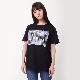RADIO EVA 10TH ANNIVERSARY:2nd T-Shirt (ブラック)