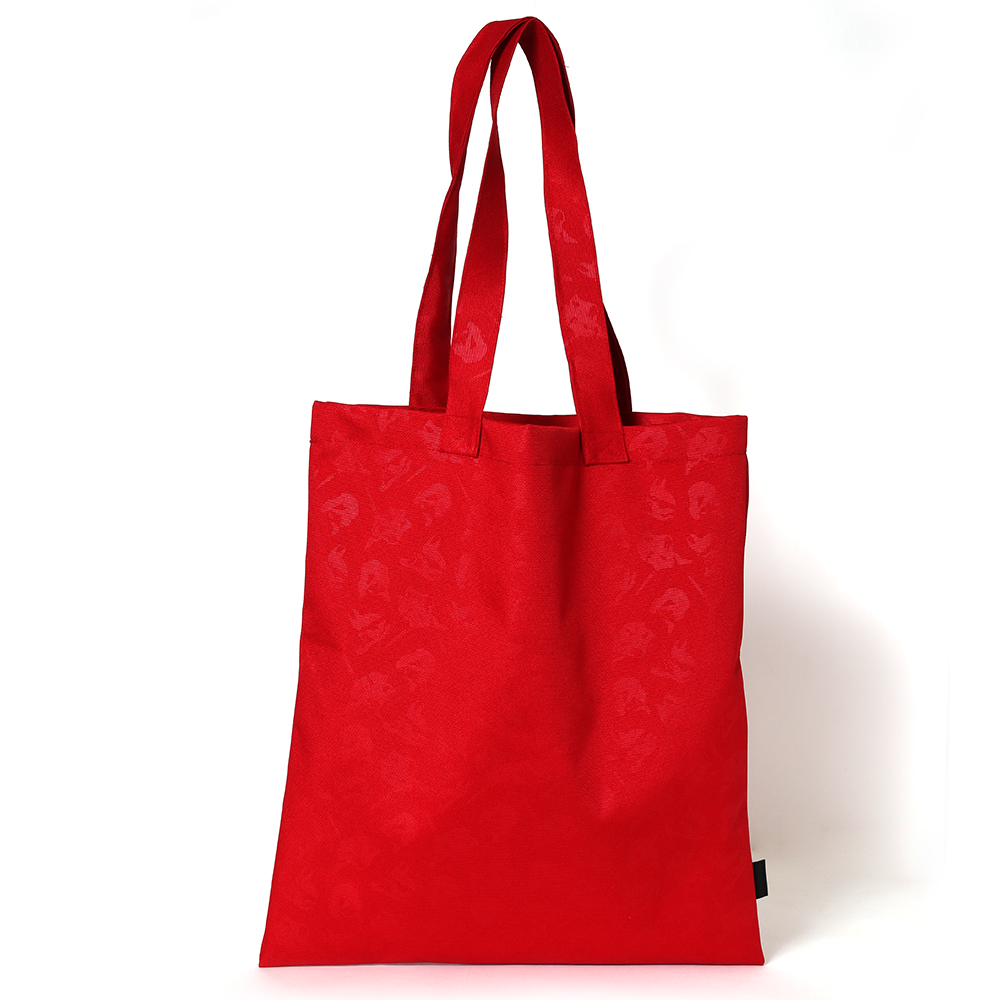 EVANGELION CORDURA Nylon Tote Bag (レッド)
