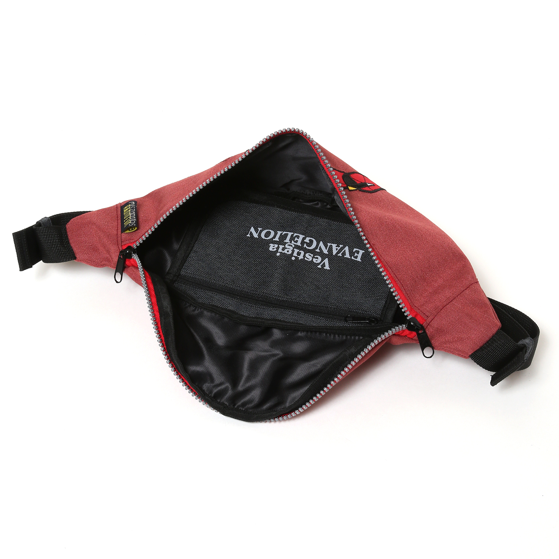 EVANGELION Bicolor Body Bag by mis zapatos (グレー(零号機))