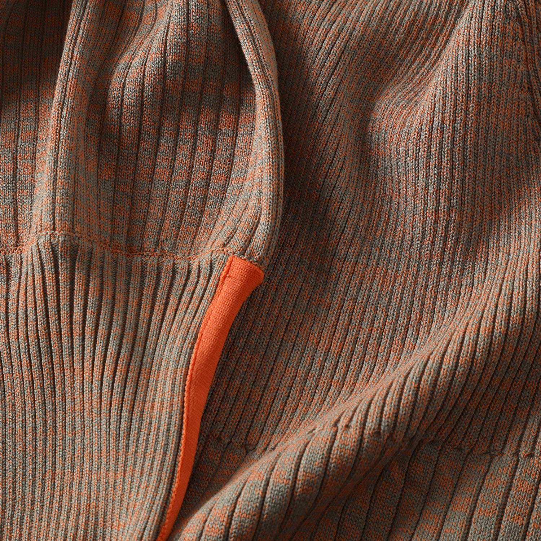 EVANGELION Melange Knit (ORANGE)