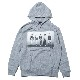 RADIO EVA 10TH ANNIVERSARY Parka (グレー)