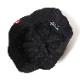 EVANGELION POLYESTER BUCKET HAT (BLACK)