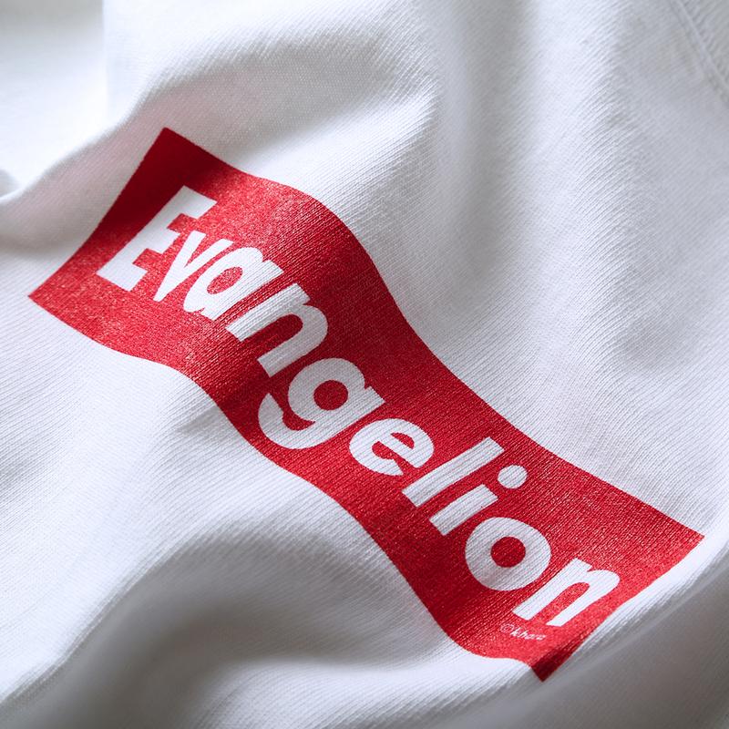 EVANGELION BOX LOGO T-Shirt (レッド(アスカ))