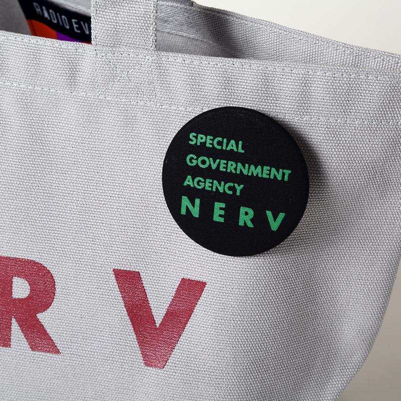 NERV New Lunch Bag (グレー×ワイン)