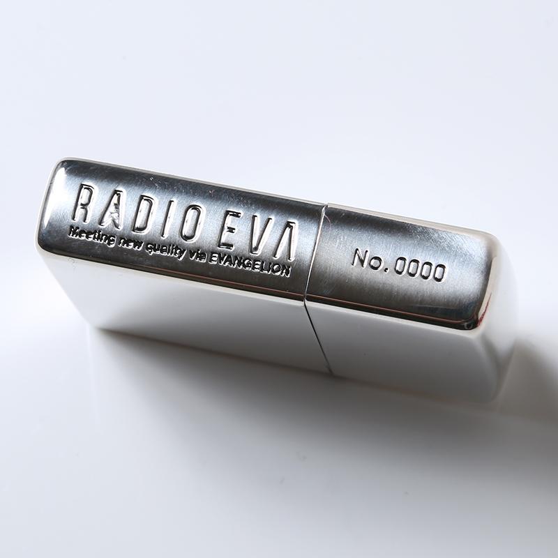 Zippo Lighter by RADIO EVA (モノグラム)