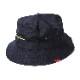 EVANGELION POLYESTER BUCKET HAT (NAVY)
