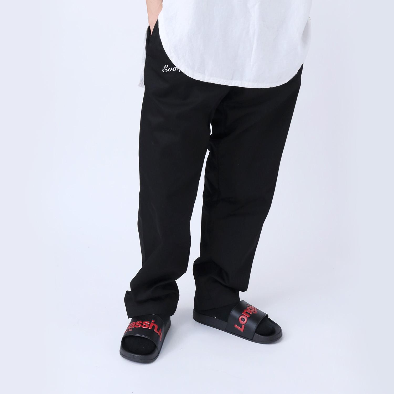 EVANGELION XIII Sports Sandal (BLACK × RED)