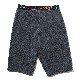 CAN(NOT) Boa Fleece Short Pants (GRAY) [MEN'S]