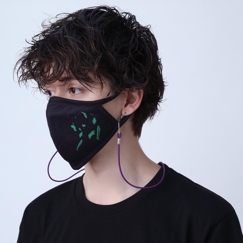 RADIO EVA ORIGINAL MASK + MASK CORD 闇夜(3枚セット)