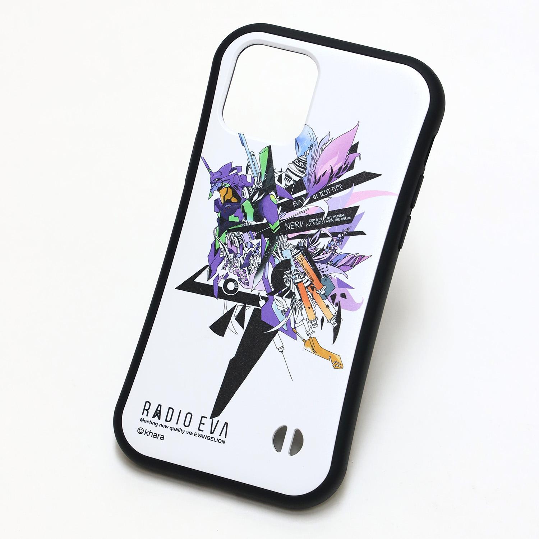 RADIO EVA ORIGINAL MOBILE CASE for iPhone12/12pro (初号機(KENTA KAKIKAWA))