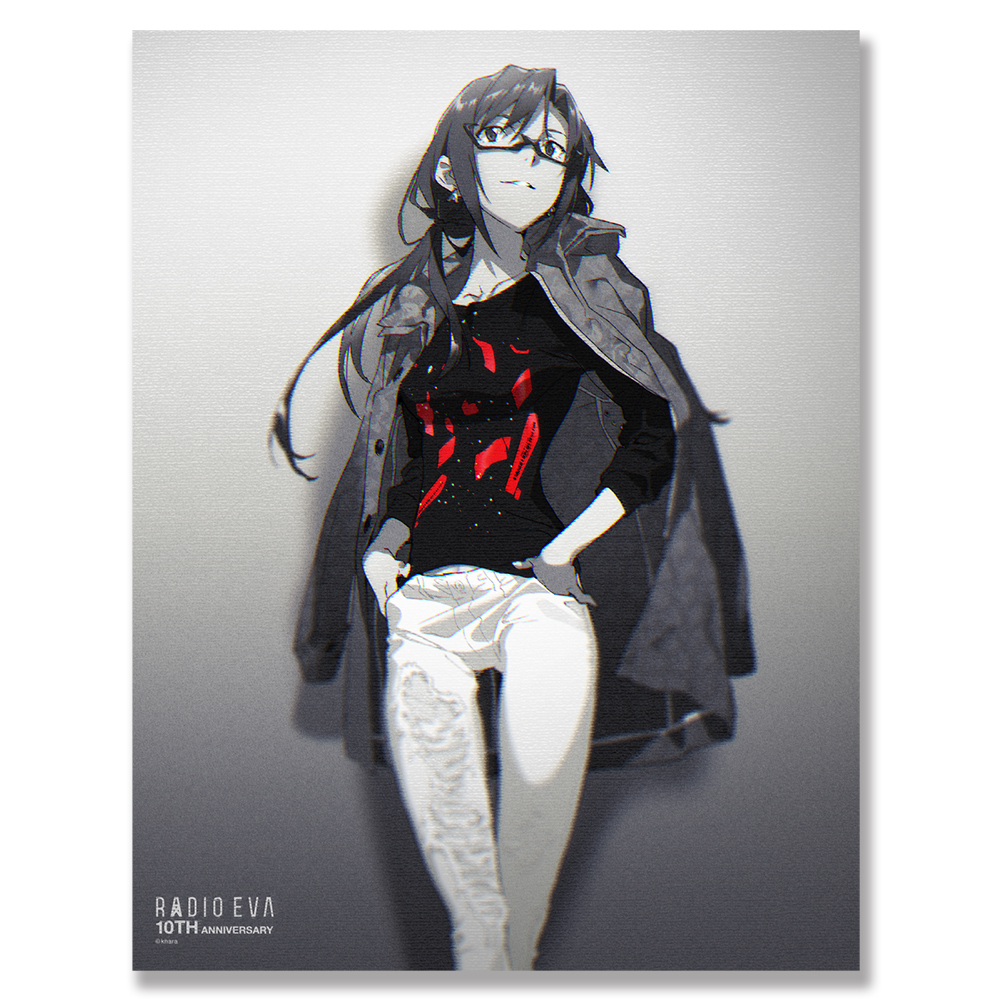 EVA Canvas Art (illustration) (マリ(RADIO EVA 10TH))