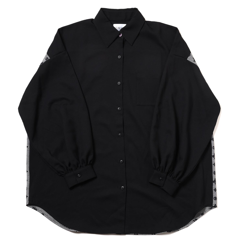 Check on EVA Monogram Shirt (BLACK)