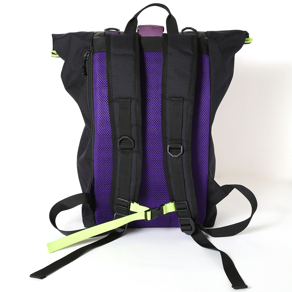 EVANGELION ROLL BACK PACK by FIRE FIRST (EVA-01 MDOEL)