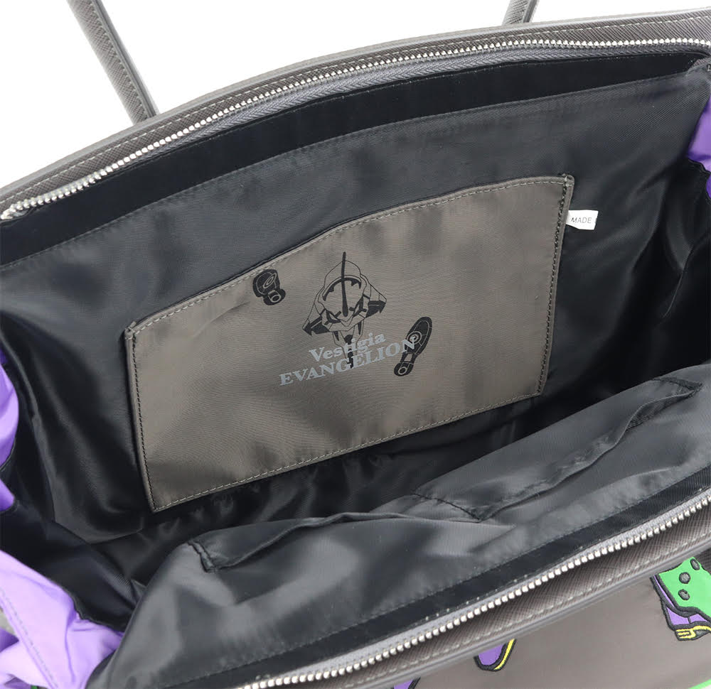 EVANGELION Large Boston Bag by mis zapatos (PINK(8号機))