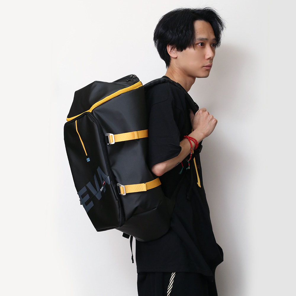 EVANGELION PENTAGON RUCK SACK by FIRE FIRST (EVA-00 MDOEL)