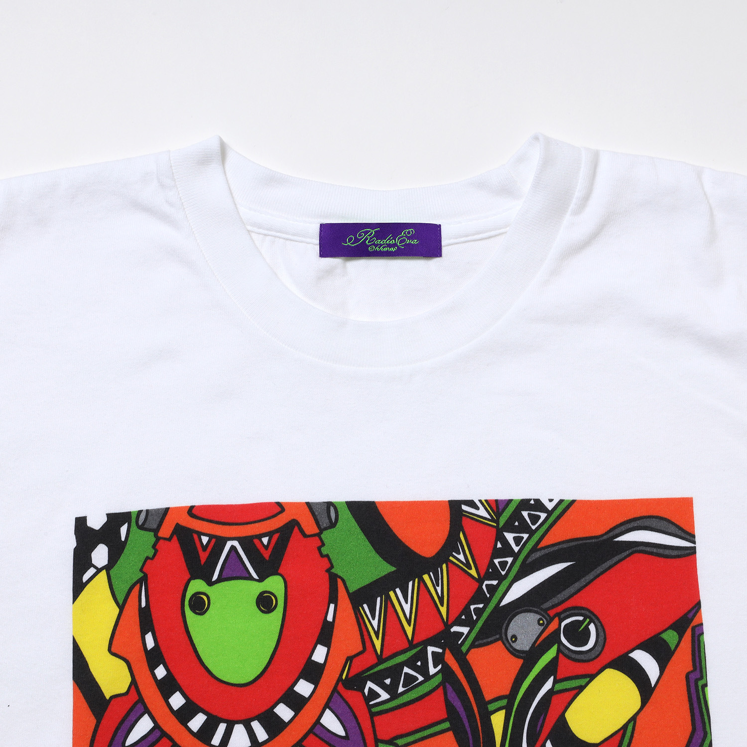 EVA Abstract Art T-Shirt β (2号機)