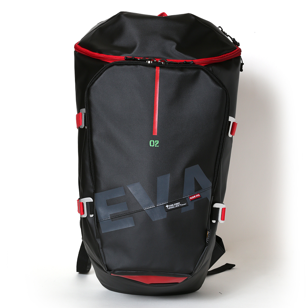 EVANGELION PENTAGON RUCK SACK by FIRE FIRST (EVA-02 MDOEL)