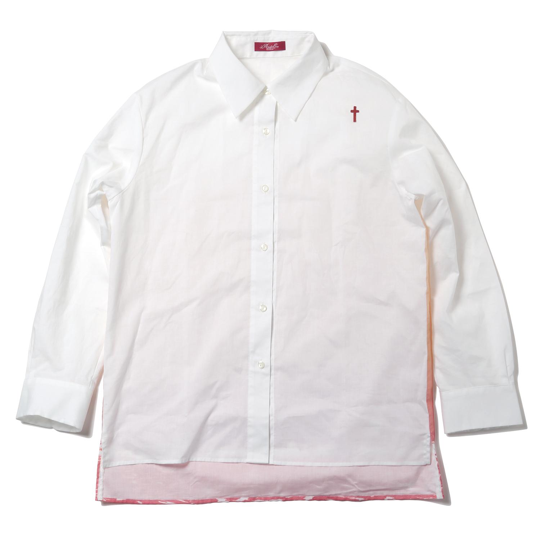 EVANGELION Organdy Shirts (波打際)