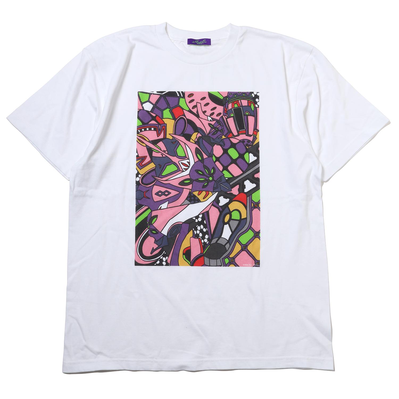 EVA Abstract Art T-Shirt β (8号機)