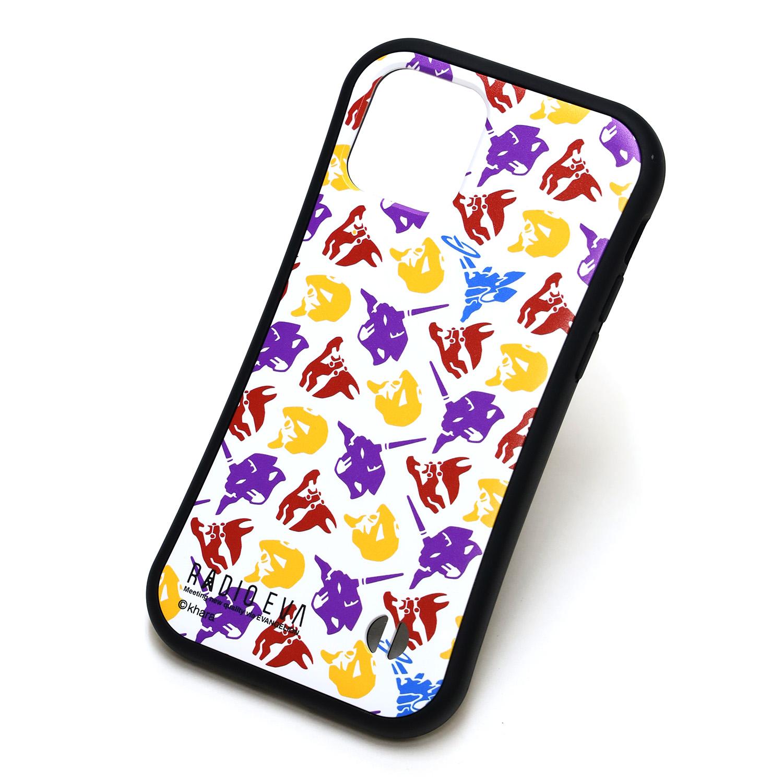 RADIO EVA ORIGINAL MOBILE CASE for iPhone12/12pro (モノグラム)