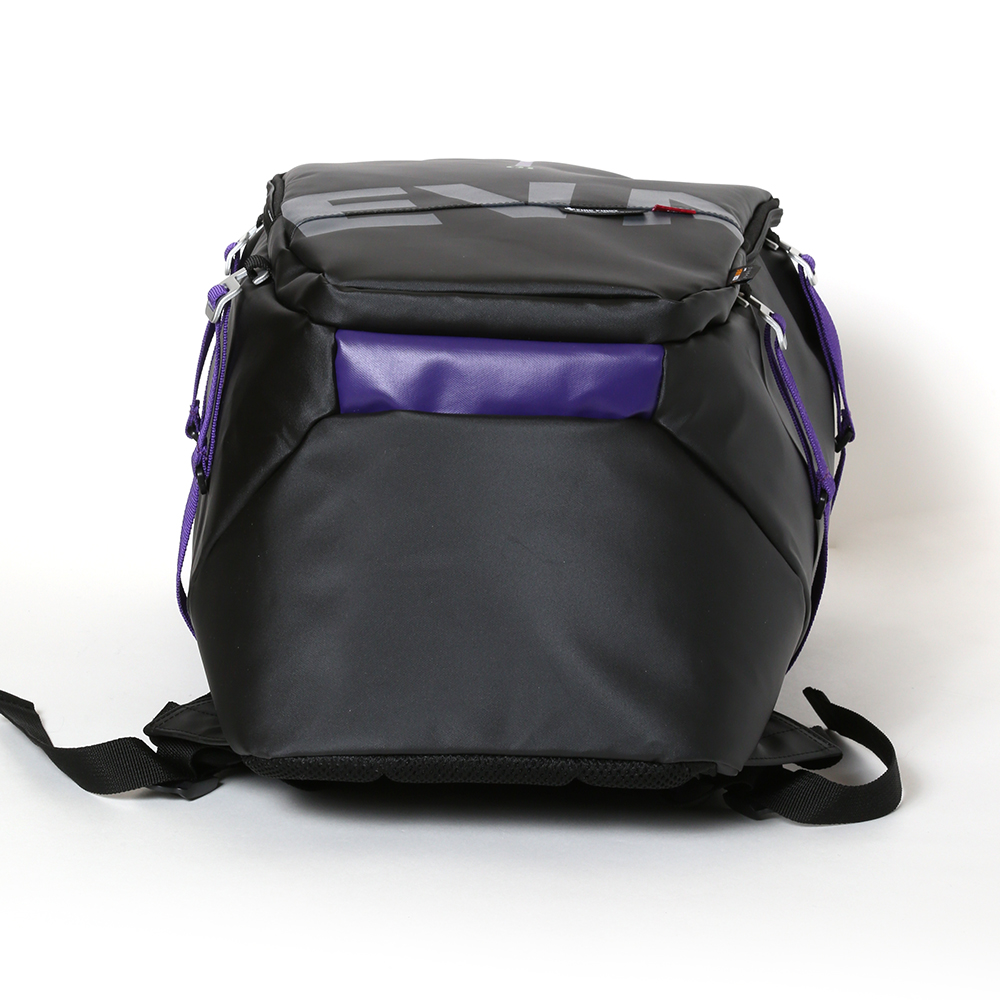 EVANGELION PENTAGON RUCK SACK by FIRE FIRST (EVA-01 MDOEL)
