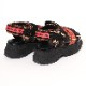 EVANGELION HYBRID  STRAP SANDAL (EVA-02 THE BEAST MODEL(LADY'S))