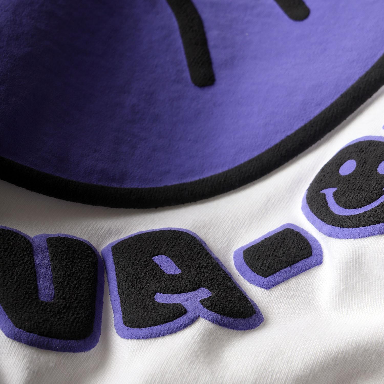 EVA-01 FACE T-Shirt (WHITE)