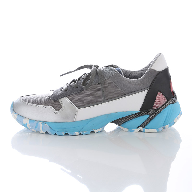 EVA TRANSFORMABLE SHOES by FACTOTUM×Fobs (綾波レイモデル)