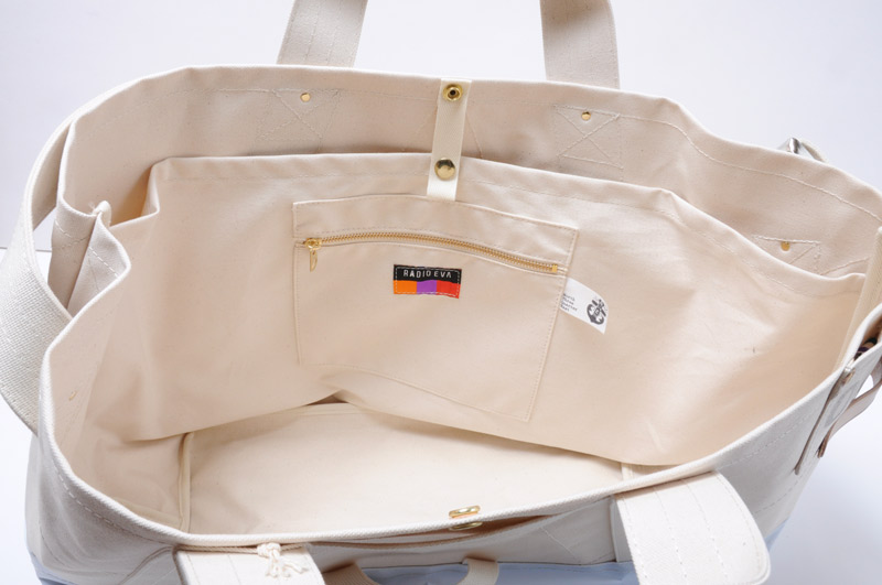 EVA 2WAY SHOULDER BAG (ネイビー)