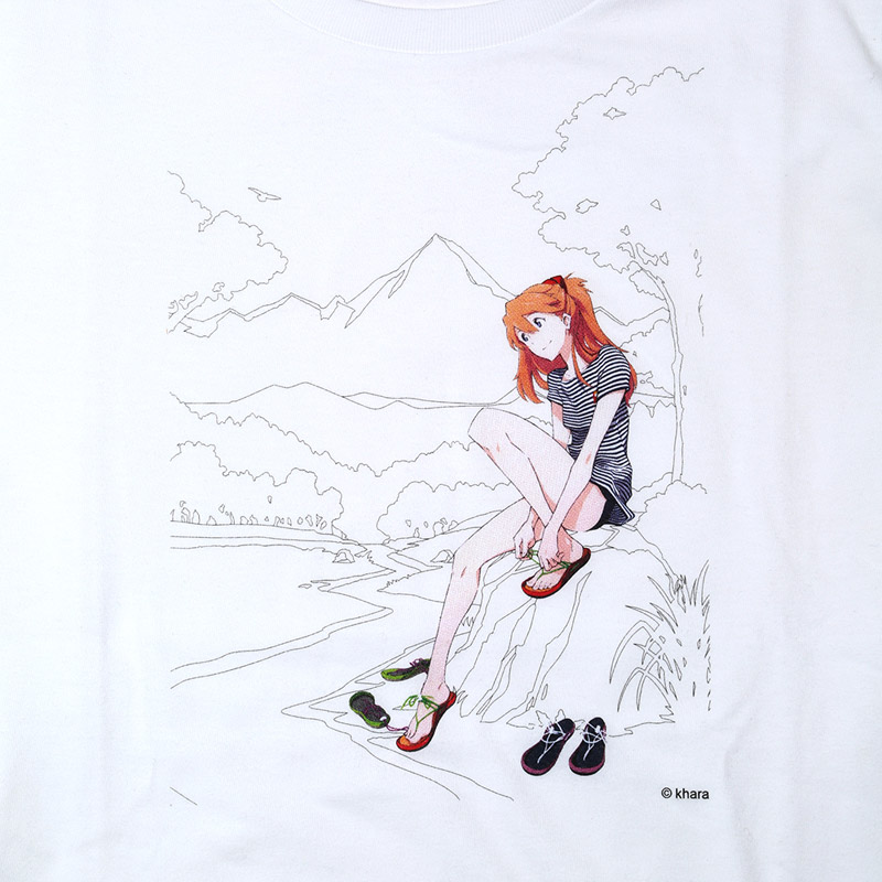 CHASKI T-shirt (ホワイト)
