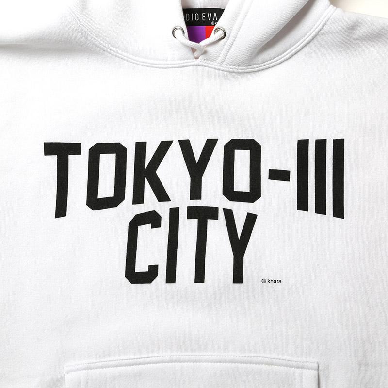 TOKYO-III CITY PARKA (ホワイト)