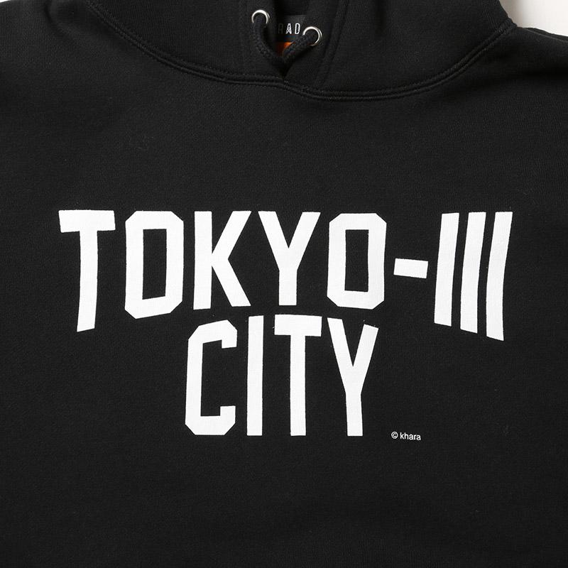 TOKYO-III CITY PARKA (ブラック)