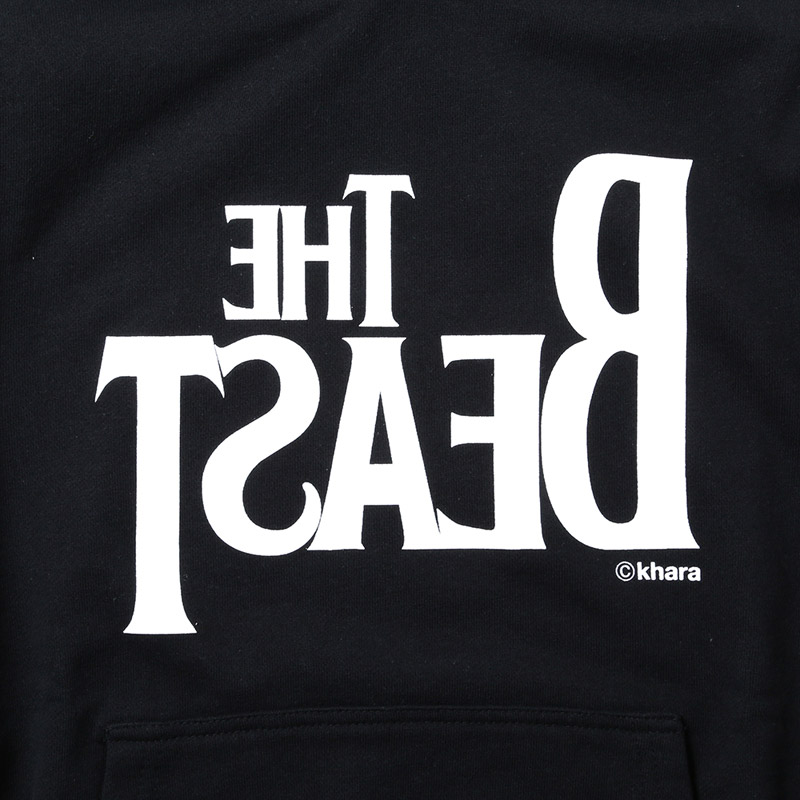 THE BEAST Parka β (ブラック)