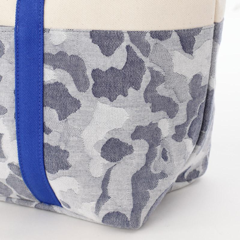 ハンターカモ 帆布トートバッグ (Duoモデル)