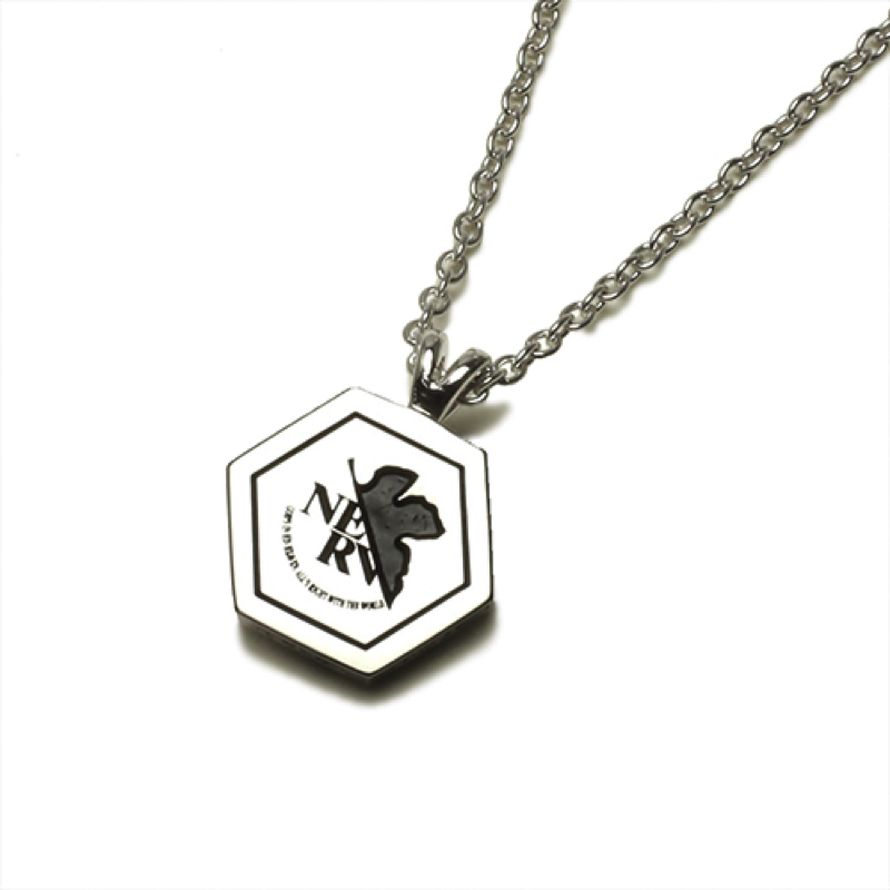 EVANGELION NECKLACE by JAM HOME MADE (レイ)