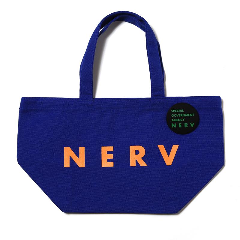 NERV New Lunch Bag (ブルー×オレンジ)