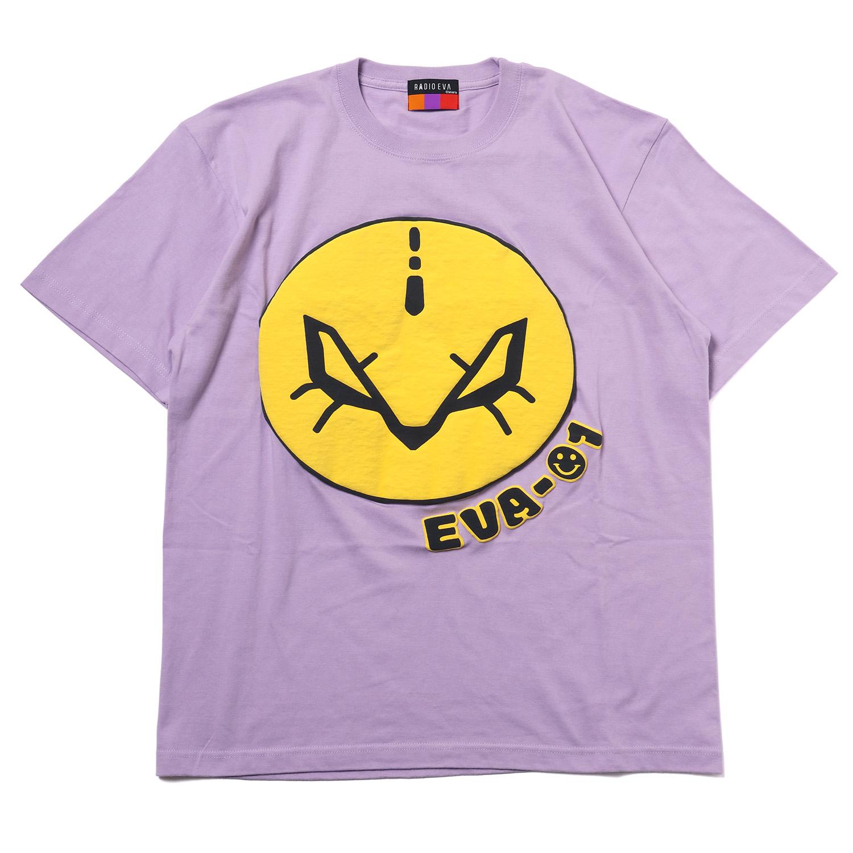 EVA-01 FACE T-Shirt (PURPLE)