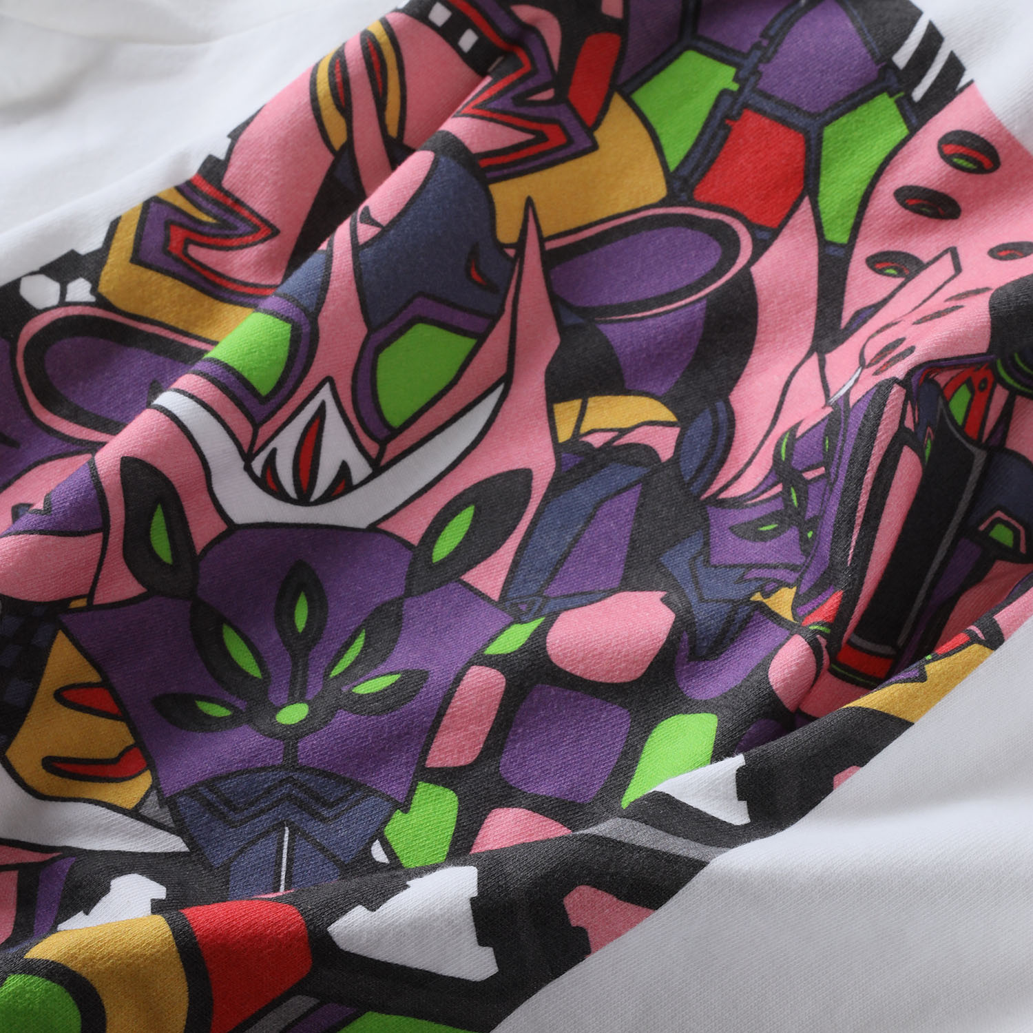 EVA Abstract Art Parka β (8号機)